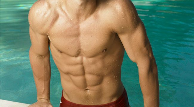 how to train six pack