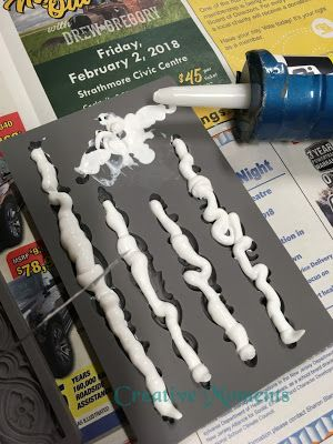 How to make IOD moulds with clear acrylic latex ca