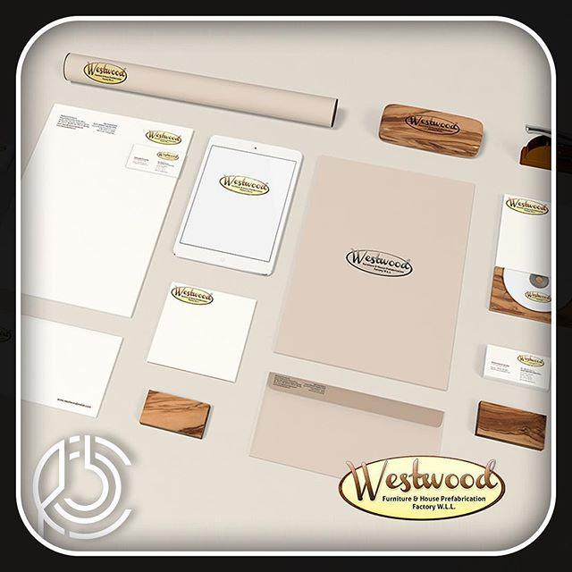 Brand Identity U0027Westwood   Furniture U0026 House Prefabrication Factoryu0027.⠀ ⠀  #Koohejico