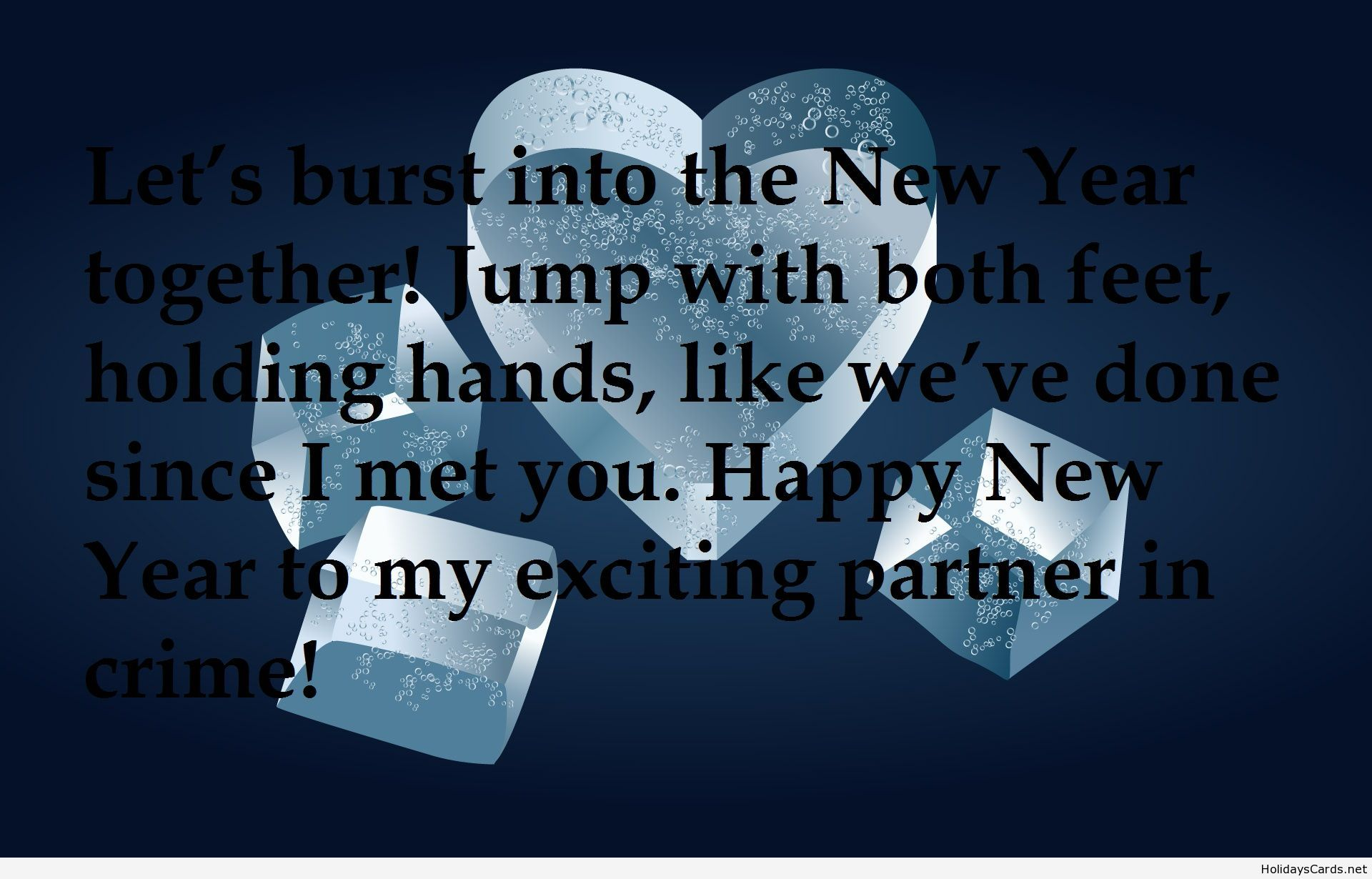 funny new year message for couples