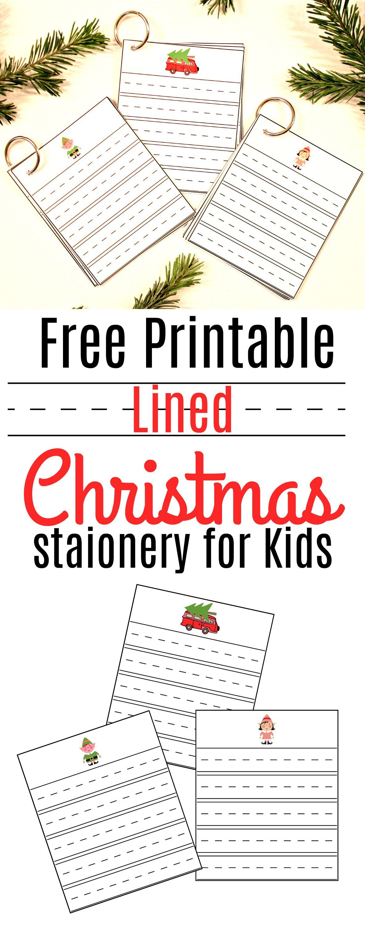 8 Pack Christmas Printables For Kids