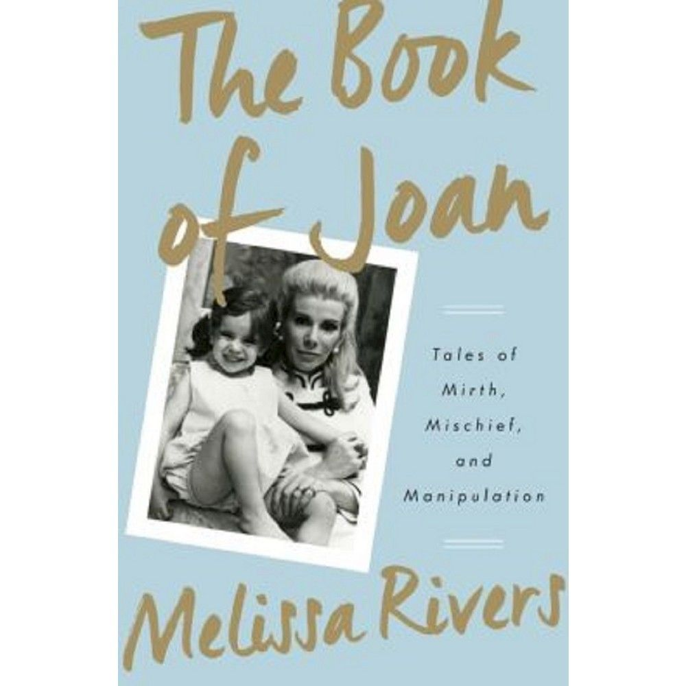 The Book of Joan (Hardcover) by Melissa Rivers