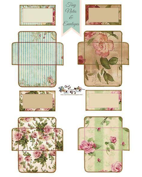 Instant Download Vintage Junk Journal Junk Journal Elements Large Vintage Floral Card