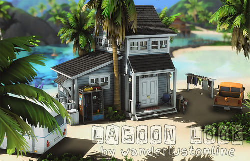 Lagoon Look Tiny Residential 🌴🤿🍍