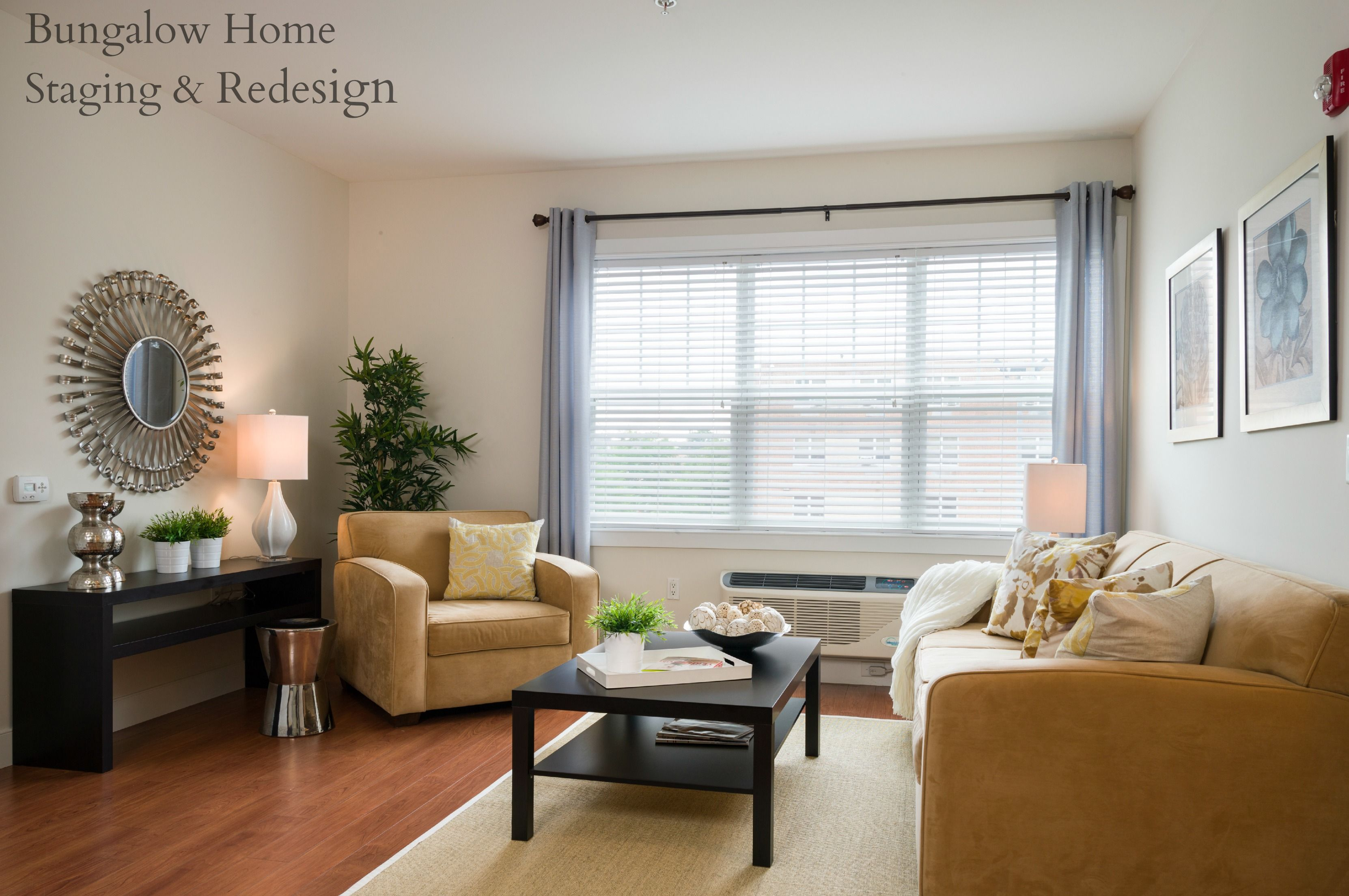 Living Room Model @ The Grand Meridia in Rahway NJ | Our Work ...