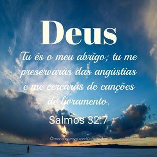 Aleluia No Abrigo De Deus Estamos Seguros Deus Esta Cuidando