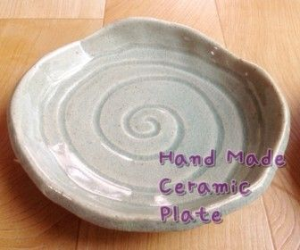 Hand Made Ceramic Plate & Hand Made Ceramic Plate | Ceramic Pottery Lover ;) | Pinterest ...