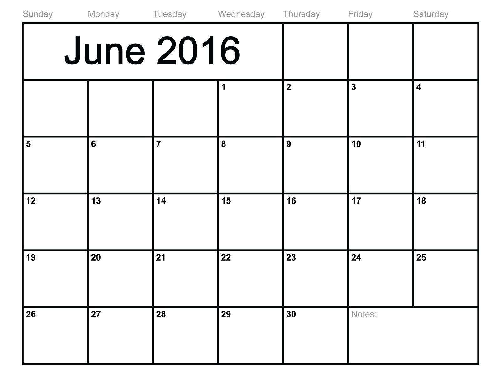 Blank Calendars To Print  Activity Shelter  Calendar