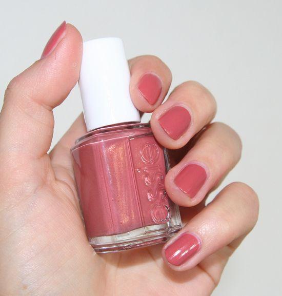 essie All Tied Up   ✖ Nails   Pinterest   Esmalte y Esmalte uñas