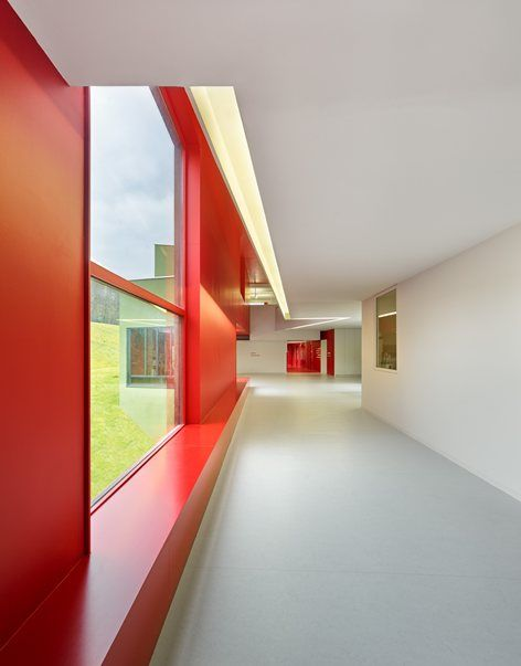 Home for dependent elderly people and nursing dominique coulon  associes also rh pinterest
