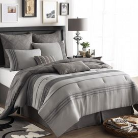 Williston 8 Piece Comforter Set Sears Comforter Sets Home