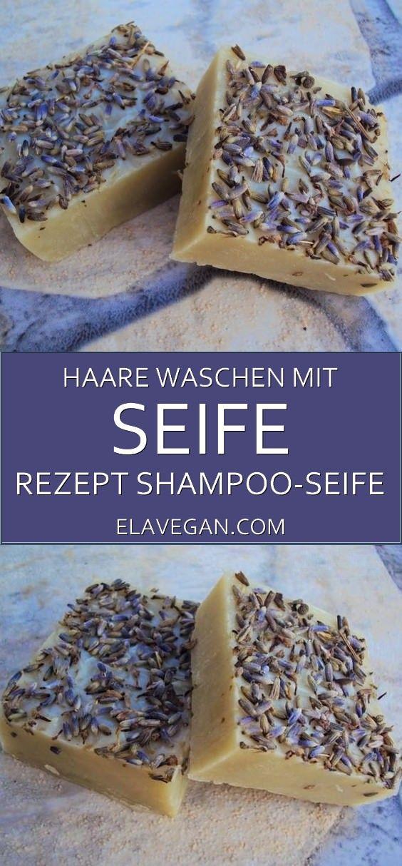 haare waschen mit seife rezept shampoo seife rezept haarseife pinterest. Black Bedroom Furniture Sets. Home Design Ideas