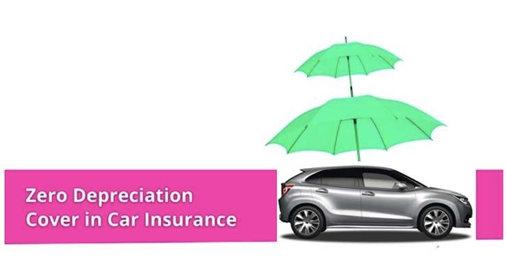 The Zero Depreciation Car Insurance Cover With Normal Standard