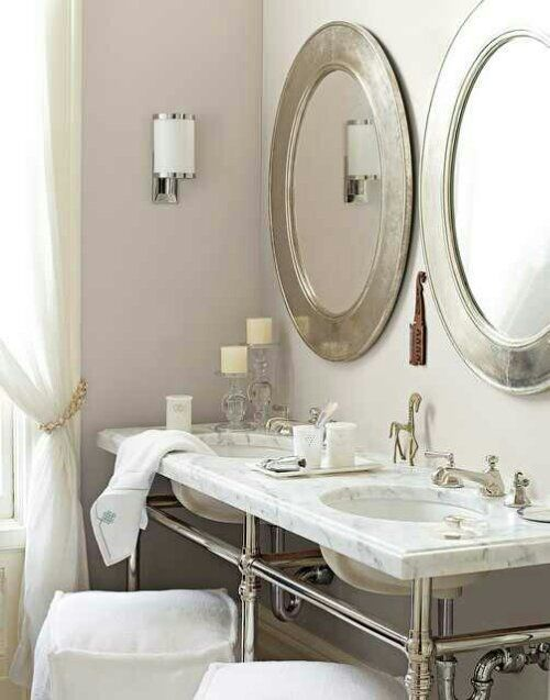 Bathroom Vanities With Pretty Exposed Pipes With Images Oval