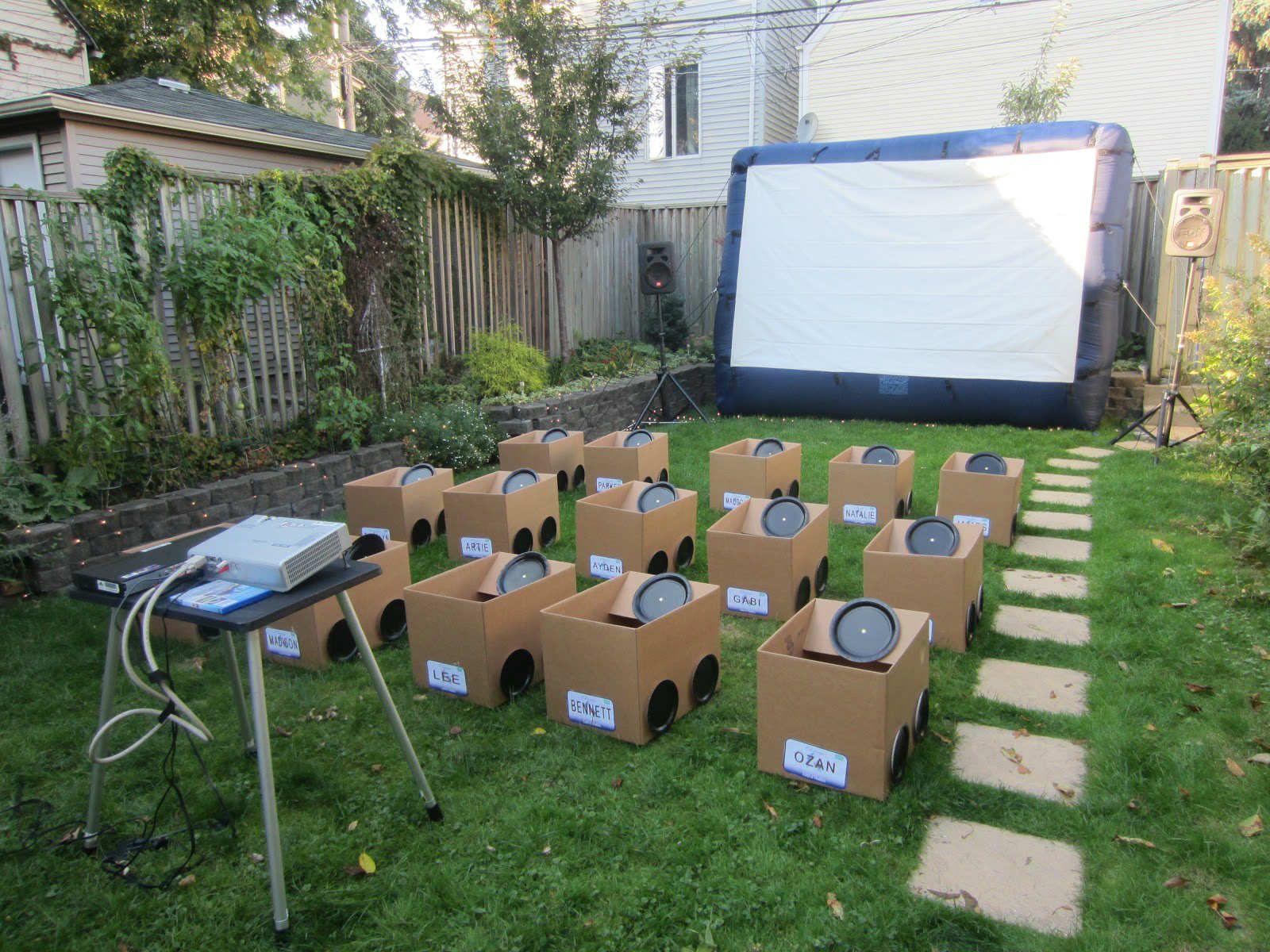 10 Dream Backyards Tinyme Blog Summer Party Themes Kids Decor