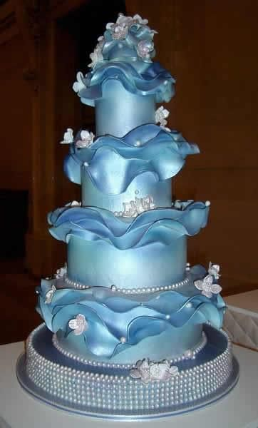 Perfect For A Blue Moon Wedding