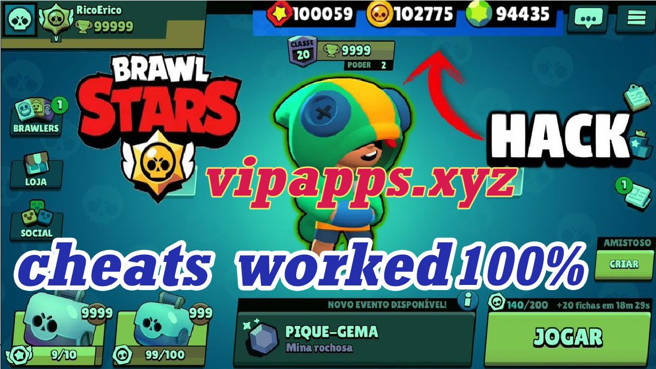 Brawl stars hack get free gems and coins 2020 in 2020