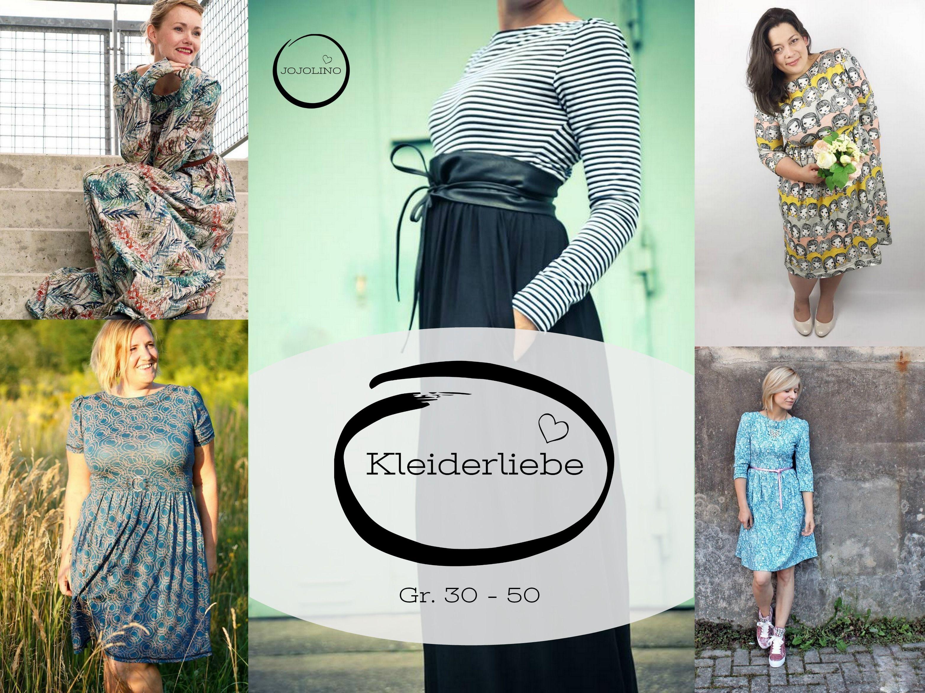 kleiderliebe - ein kleid, viele varianten und eine ewige