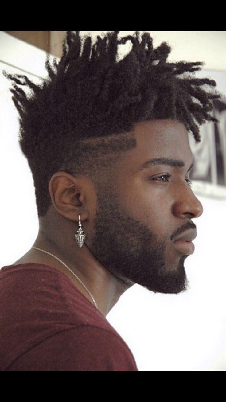 Image Result For Micro Coils Hair Men Harrison S Style