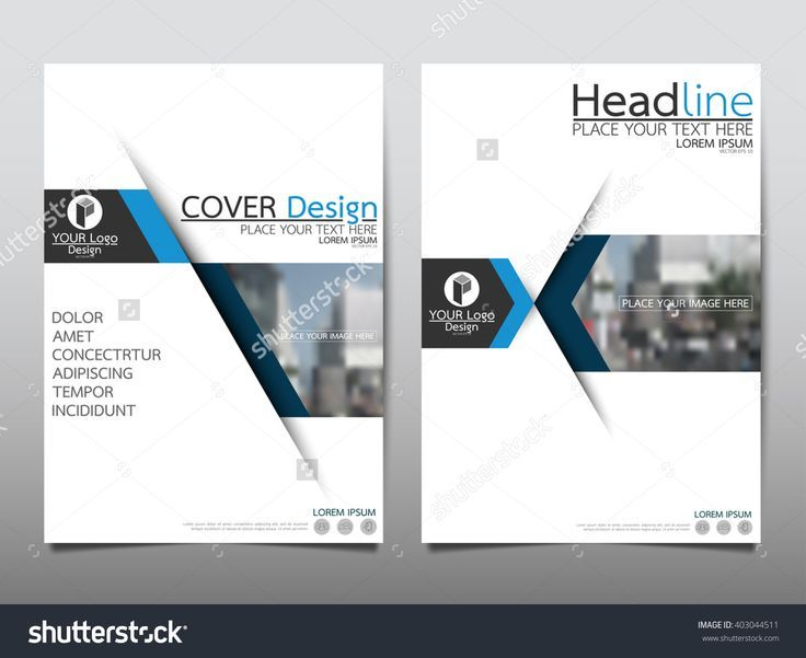 Related image Brochure design Pinterest Brochures - free report cover page template