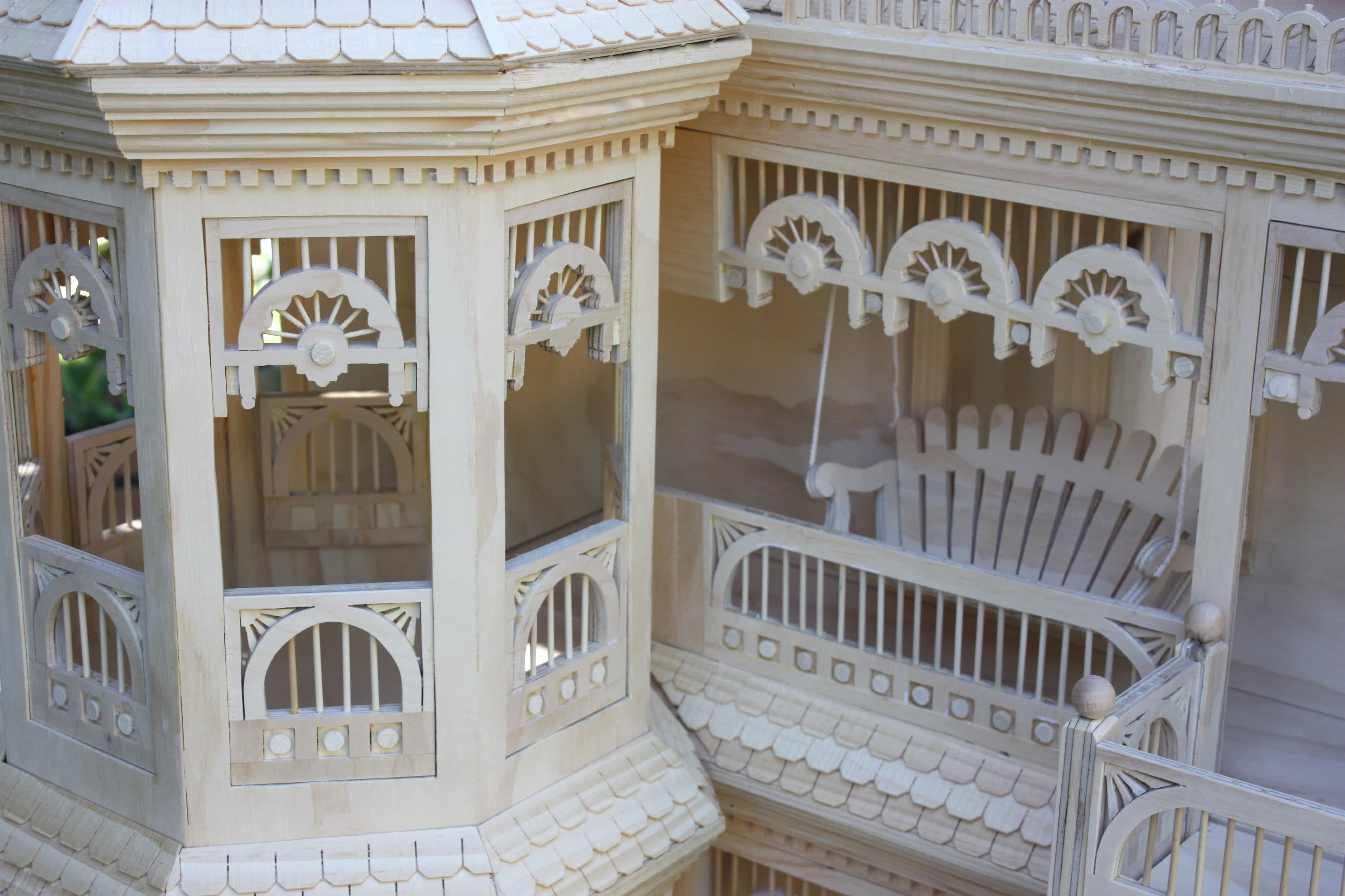 Free Victorian Doll House Plans Beautiful Houses In 2020 Woodworking Furniture Plans Doll House Plans Dollhouse Woodworking Plans