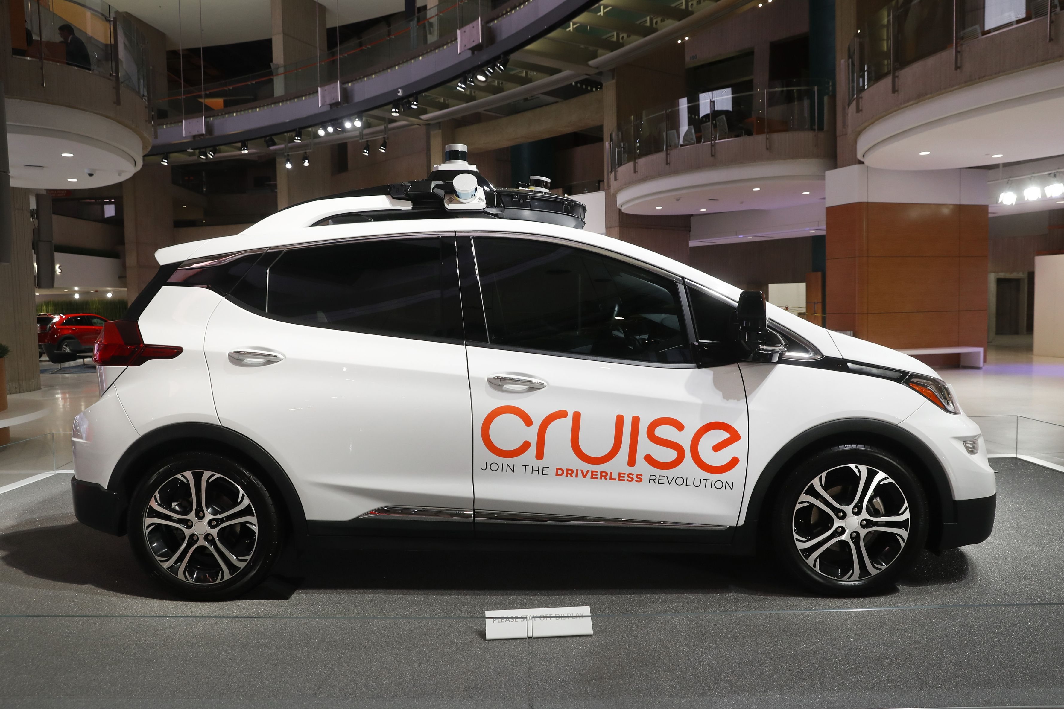 Myth No. 1 Autonomous cars will mean fewer private ones