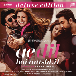 Ae Dil Hai Mushkil Title Track Pritam Arijit Singh Lagu Musik Gratis