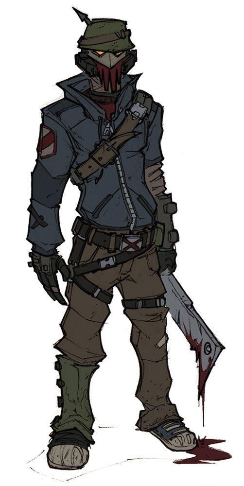 Borderlands 2 Elite bandit | Roleplay pictures in 2019 ...