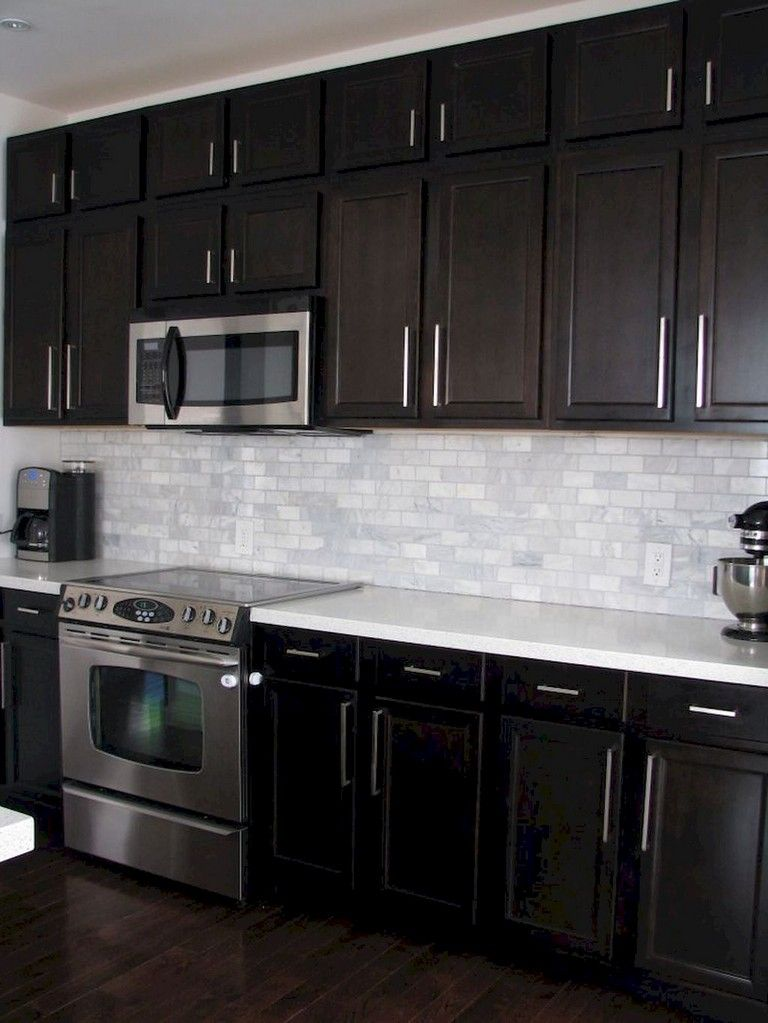 56 Lovely Beautiful Kitchen Backsplash Tile Patterns Ideas
