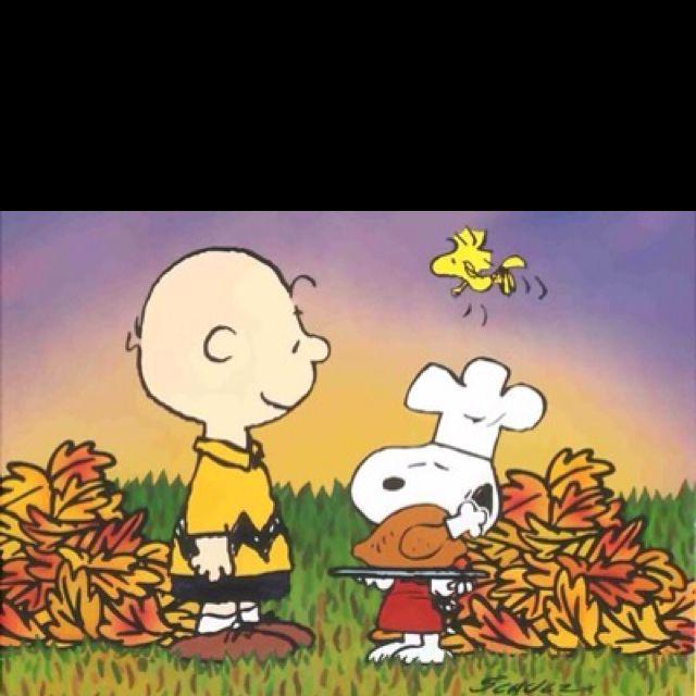 charlie brown thanksgiving apos - 410×642