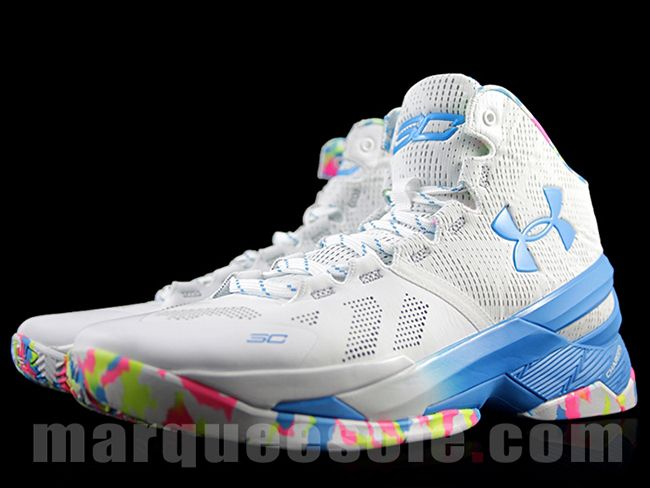sports shoes 00756 79422 Under Armour Curry 2  Birthday