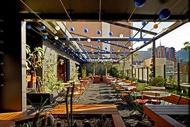 Loop Roof - City of Melbourne | Rooftop bar, Roof top cafe ...