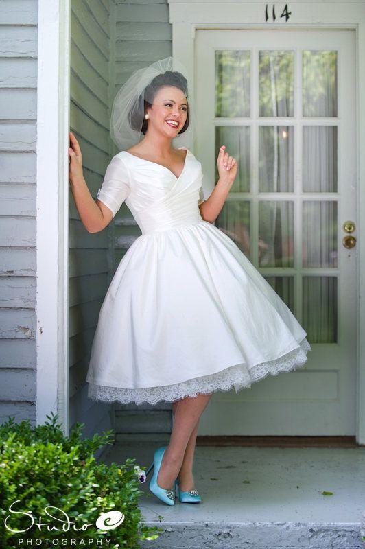 Pin-Up Wedding http://rockabillyclothingstore.com/pin-up-dresses ...