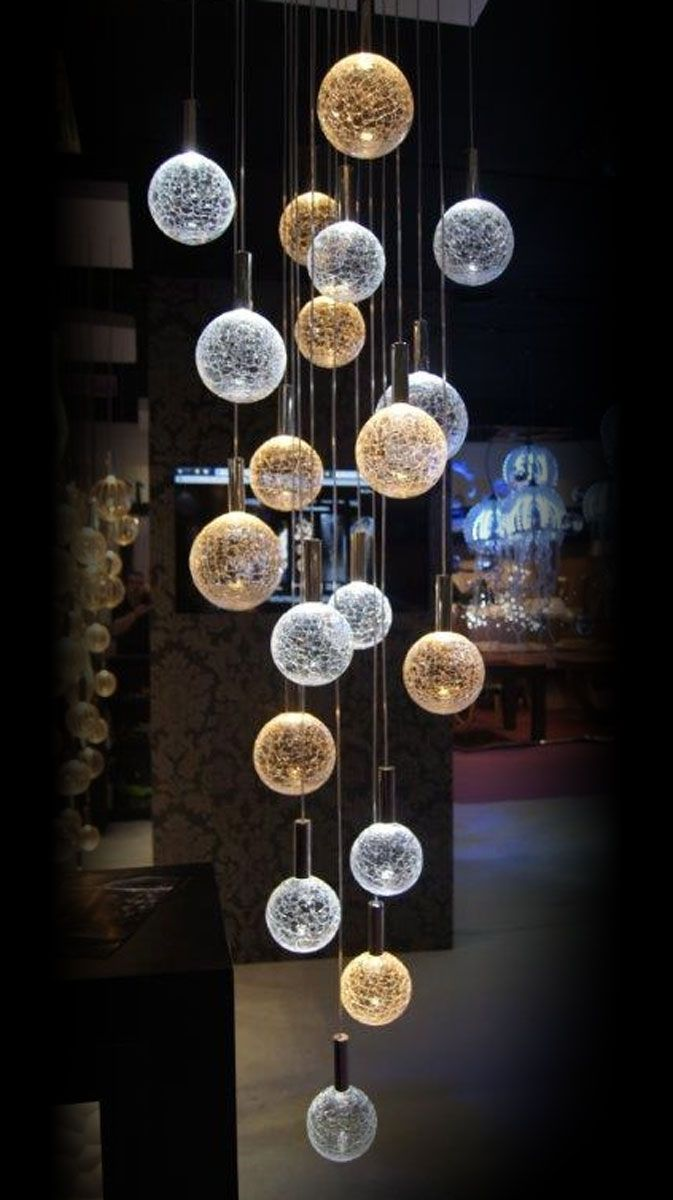 Crizzle glass chandeliers crizzle glass chandeliers awesome contemporary led lighting contemporary led chandeliers 2016 for mozeypictures Gallery