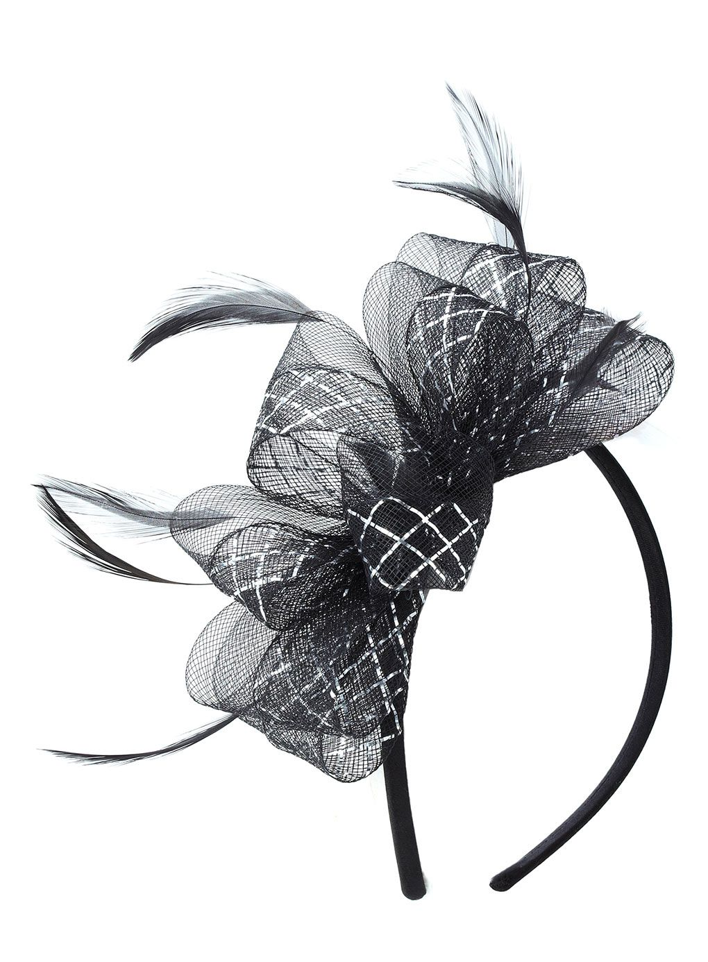 Black Crin Lurex Bow By Bhs Available Through The Wedding Heart Website Http