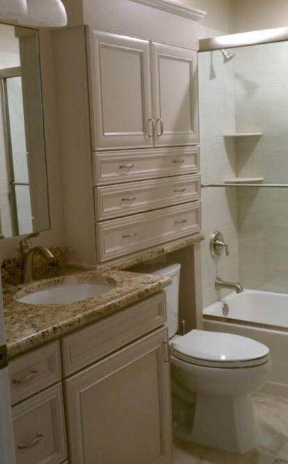 Above Toilet Storage Bathrooms Remodel Eclectic Bathroom Small Bathroom Storage