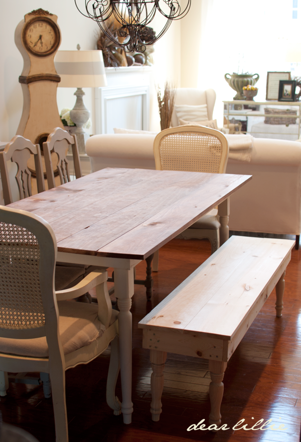 Dining Room Bench Tutorial For Dining Roomi Will Need Two Adorable Dining Room Bench Plans Decorating Inspiration