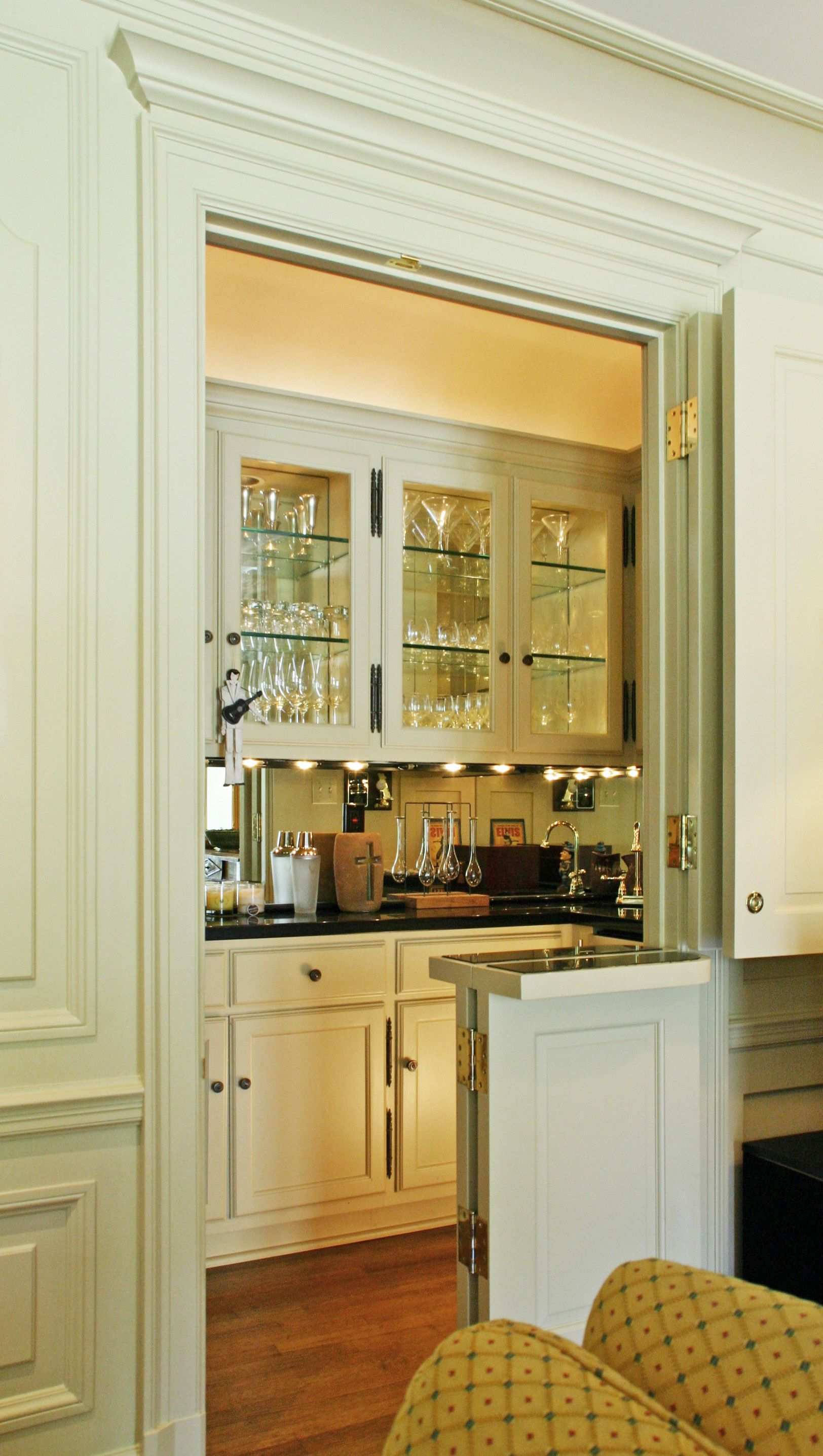 Bar - Menzer McClure Architects | House styles, Kitchen ...