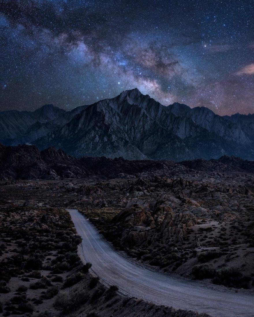 Incredible Nightscape And Astrophotography By John