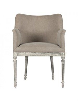 Aidan Gray Sue Dining Arm Chair @thepurplerose #aidangray ...