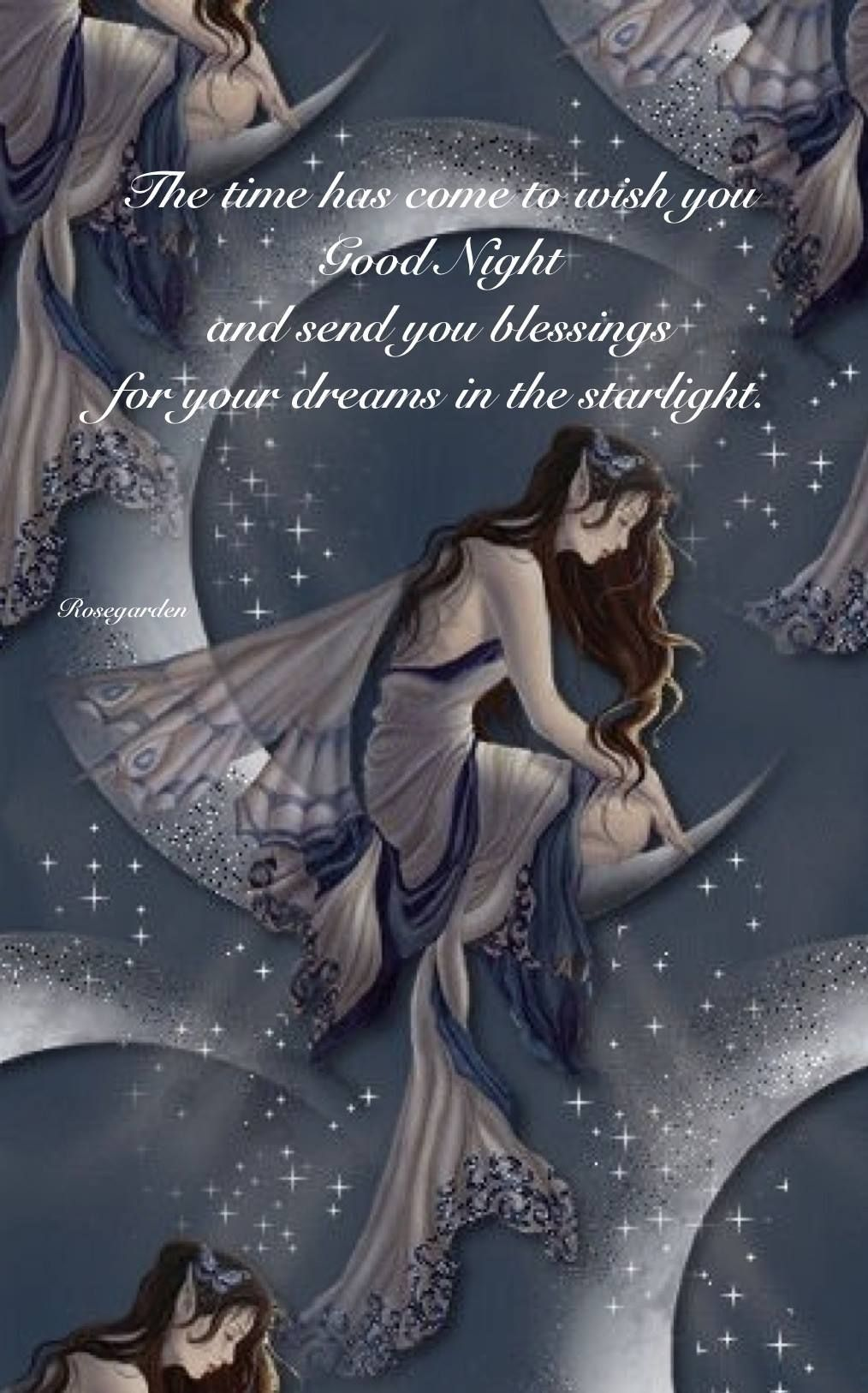 Wish fantasy art fairy painting print fae faerie princess Beautiful
