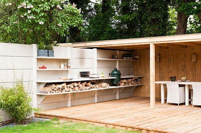 Gasgrill Für Outdoor Küche : Outdoorküche bau beispiele und fertige außenküchen youtube