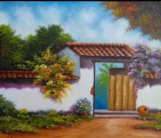 Gabriel Nieto Colombian Artist Caribbean Art Colombian Art Colorful Art
