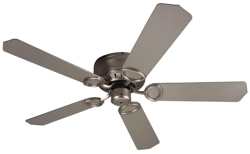 craftmade uh52bn universal hugger ceiling fan