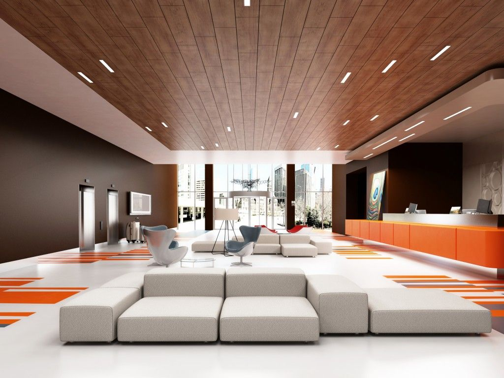 Modern wood suspended ceilings for your home f o r t h e modern wood suspended ceilings for your home dailygadgetfo Images