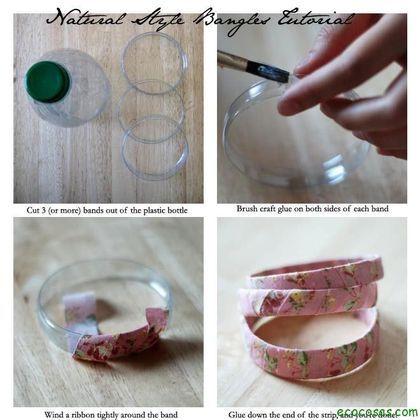 qué puedo hacer con una botella de plástico fácil