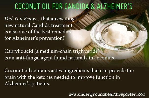 Natural Cures Not Medicine: Man Reverses Alzheimers Symptoms Using Coconut Oil (the video is worth the watch)