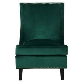 Target Expect More Pay Less Single Sofa Green Accent Chair Chair