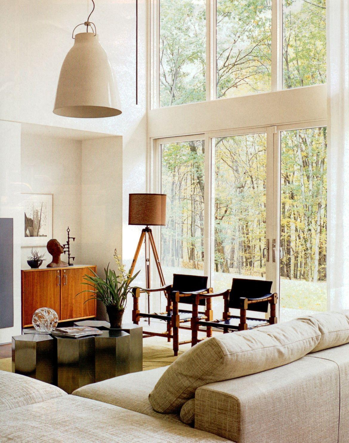 Modern Chic Living Room   Stunning Home Decor & Design   Pinterest ...