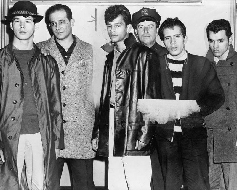 Puerto Rican Teenage Gang Members Image Result For Vampires Nyc Gang 1950s West Side Story Westside Gang Culture